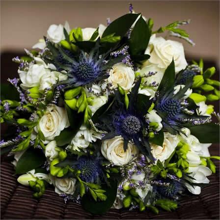 Brides Flowers Gretna S Only Flower Shop The Gretna
