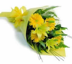 Bouquet arrangements gifts the gretna flower basket gift flowers negle Images