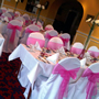 Wedding Seat Cover Hire