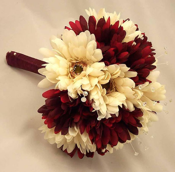 Real silk wedding flowers gretna flower basket silk flowers are ideal for people with allergies or hay fever they are also perfect for if you are travelling to get to the wedding great for foreign mightylinksfo